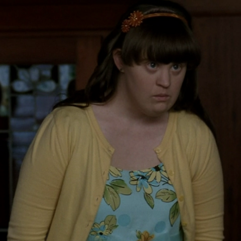 Jamie Brewer in the role of <a href=