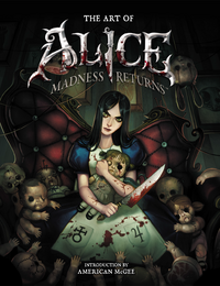 The Art of Alice Madness Returns cover