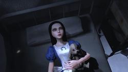 Rabbit doll ending