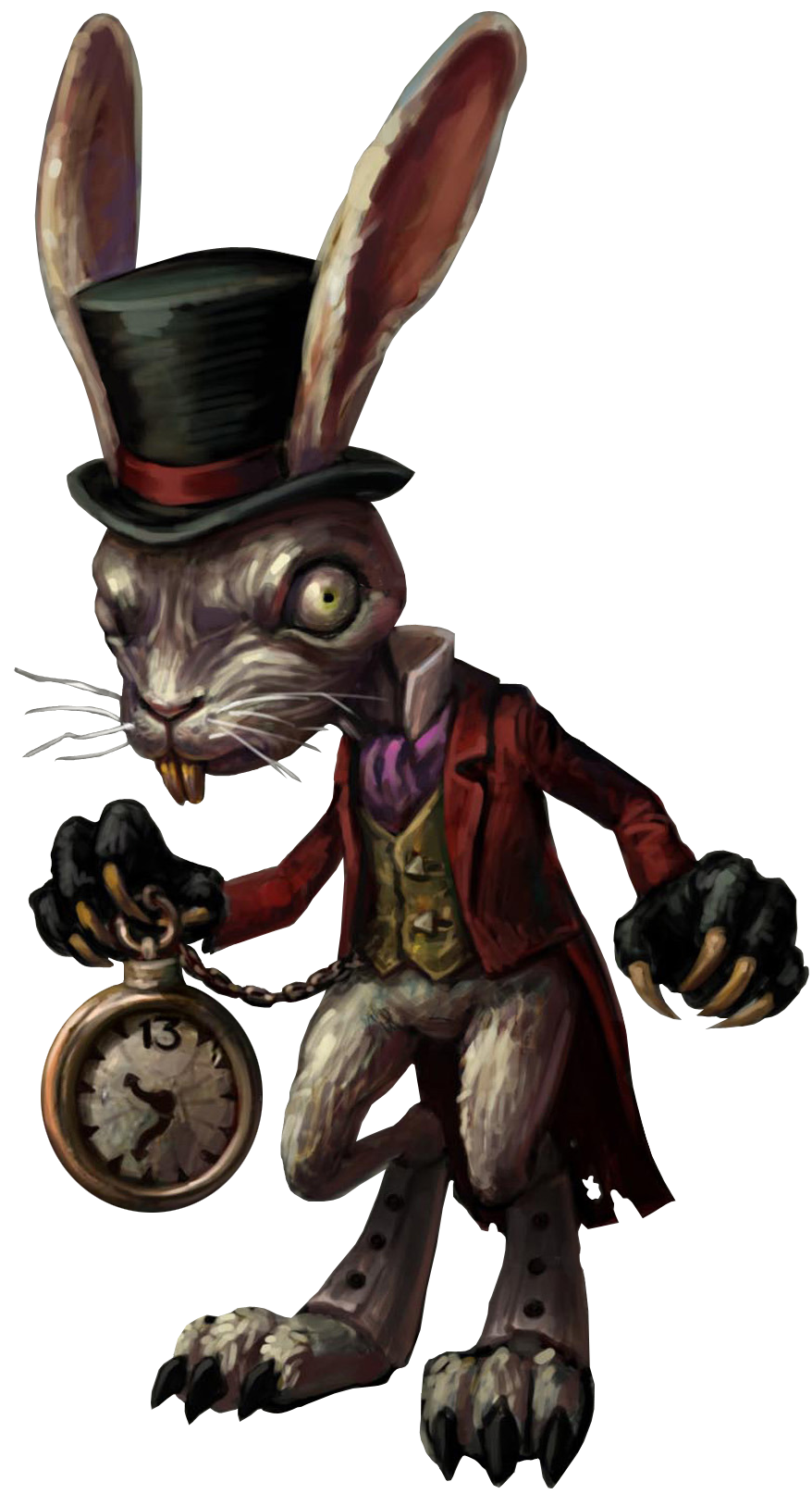 White Rabbit Png File:rabbit Concept Art.png