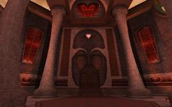 Heart of Darkness - Queen's doorway