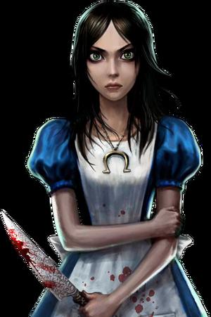 Alice storybook render