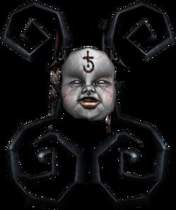 Nightmare Spider