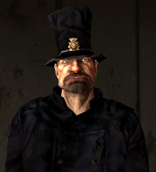Fred the Cop