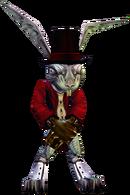 AMA Rabbit render