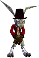 AMA Rabbit render