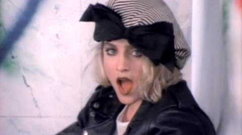 Madonna:Borderline
