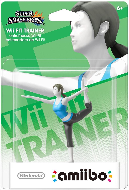 Wii Fit Trainer   Amiibo Wiki   FANDOM Powered By Wikia