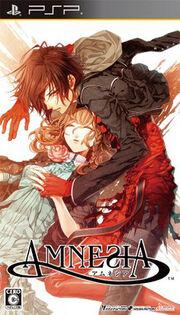 Amnesia visual novel cover