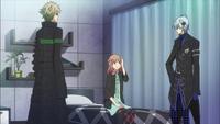 The Three In Ikki's Bedroom
