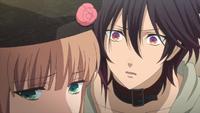 The Heroine Refuses Shin's Kiss