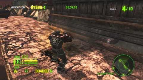 Anarchy Reigns Cleaning Up Hong Long