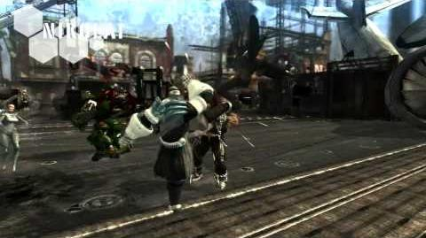 Official Anarchy Reigns Nikolai HD video game trailer - PS3 X360