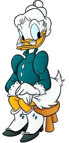 Bestemor Duck | Andeby Wiki | FANDOM - 20.7KB
