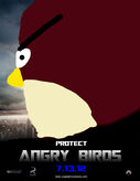 Angry birds 2012 movie poster 4