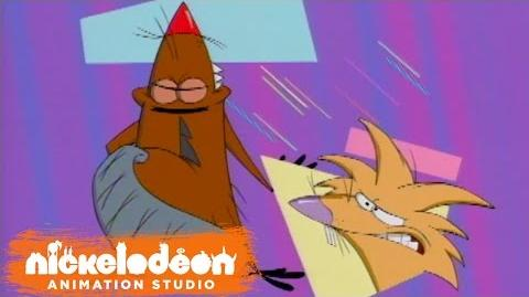 """The Angry Beavers"" Theme Song (HQ) Episode Opening Credits Nick Animation"