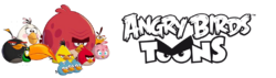 Angry BirdsToons Size Family