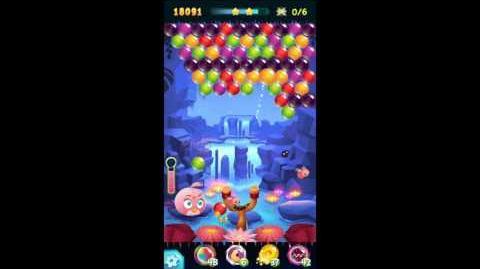 Angry Birds POP! Level 28 Walkthrough