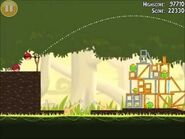 Official Angry Birds Walkthrough The Big Setup 11-6