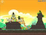 Official Angry Birds Seasons Walkthrough Go Green, Get Lucky 1-9