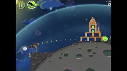 Angry Birds Space Pig Bang 1-19 Walkthrough 3-star