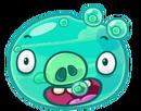 Angry Birds Fight! - Monster Pigs - Aqua Pig