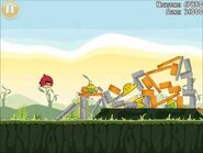 Official Angry Birds Walkthrough The Big Setup 9-10