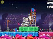 Official Angry Birds Rio Walkthrough Carnival Upheaval 7-1
