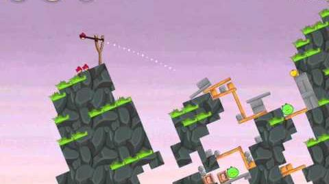 Angry Birds Seasons South HAMerica 1-11 Walkthrough 3 Star