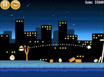 Official Angry Birds Walkthrough Danger Above 7-11