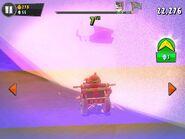 Angry Birds Go! Glitch
