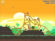 Official Angry Birds Seasons Walkthrough Go Green, Get Lucky 1-14