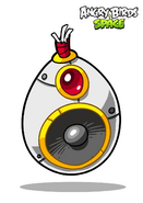 Egg-shapedSpacecraft