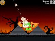 Official Angry Birds Seasons Walkthrough Trick or Treat 3-5