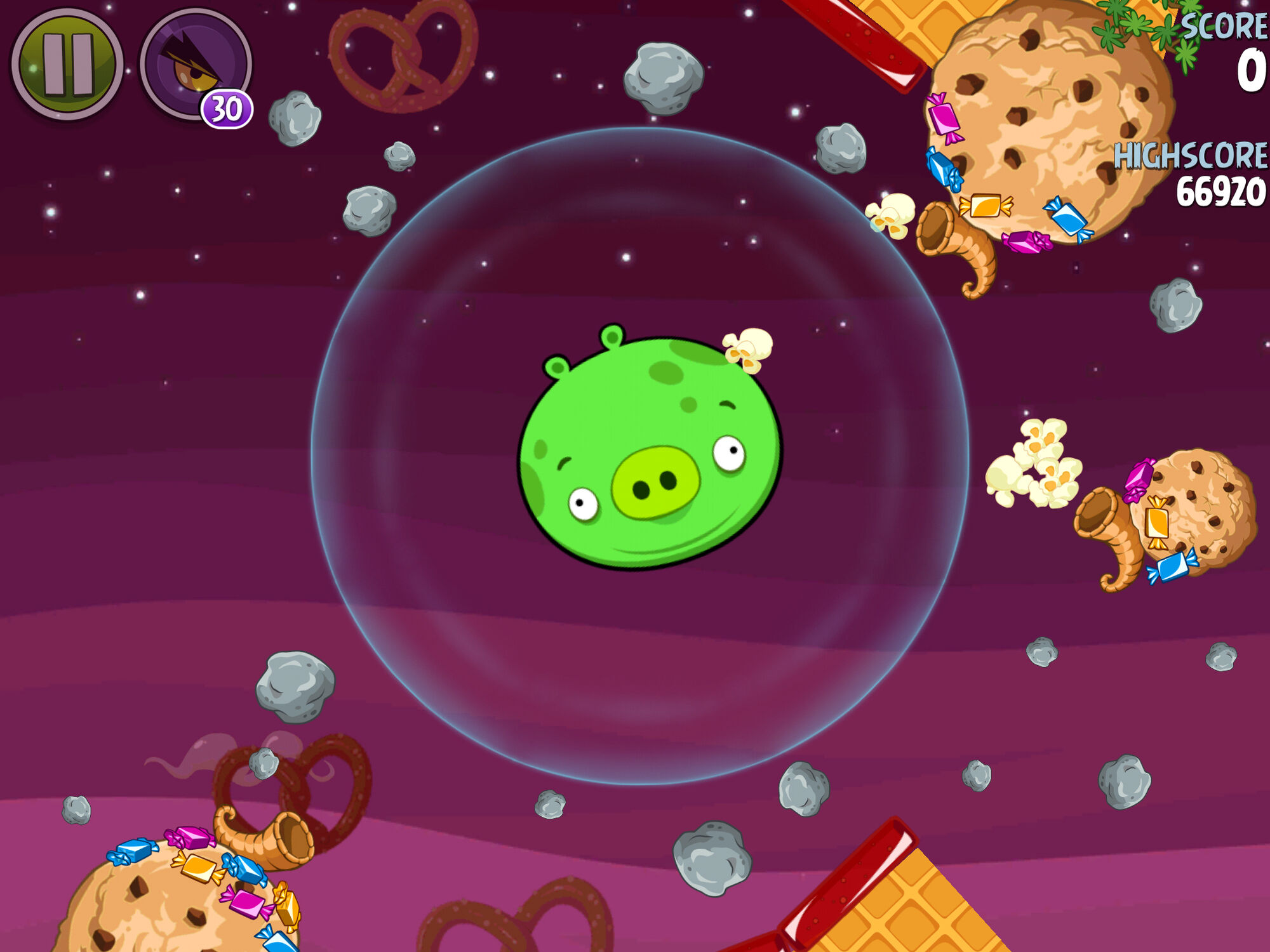 Utopia 4-30 (Angry Birds Space)   Angry Birds Wiki ...