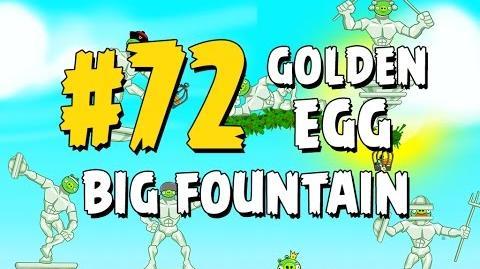 Angry Birds Seasons Marie Hamtoinette Golden Egg 72 Walkthrough