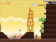 Official Angry Birds Walkthrough Poached Eggs 3-9