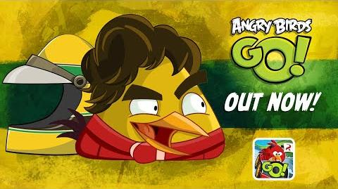 Angry Birds Go! - Ayrton Senna Update Out Now!