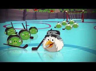 NHL All-Star tournament on Angry Birds Friends