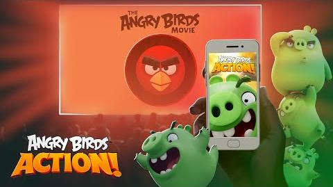 Angry Birds Action! - Movie Magic