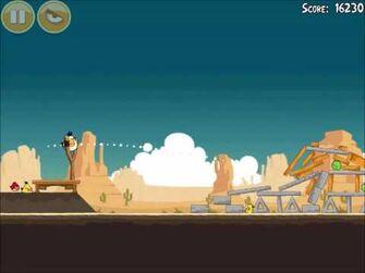 Official Angry Birds Walkthrough Ham 'Em High 14-8