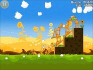 Official Angry Birds Seasons Walkthrough Summer Pignic 1-3