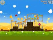 Official Angry Birds Seasons Walkthrough Summer Pignic 1-1