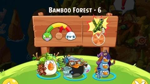Angry Birds Epic Bamboo Forest Level 6 Walkthrough
