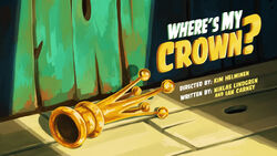 Where's My Crown