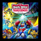 Angry Birds Transformers Album Cover