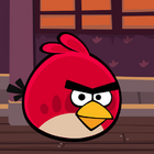 Angry Birds Seasons Square Icon Haunted Hogs