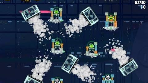 Cloud City 4-35 (Angry Birds Star Wars)/Video Walkthrough