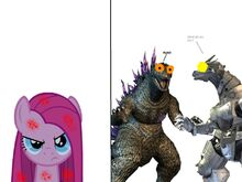 Don t mess with pinkamena by godzillaprime01-d4clg8c