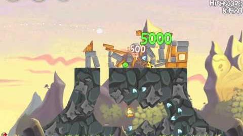 Angry Birds Seasons South HAMerica 1-16 Walkthrough 3 Star